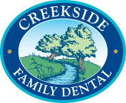 Creekside Family Dental Logo